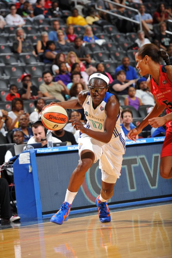 Essence Carson in the Zoom Hyperfuse 2011.