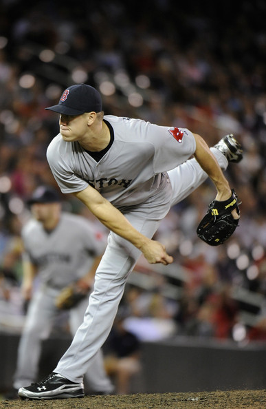 Jonathan Papelbon is back to un-hittable form in his Under Armour baseball cleats.
