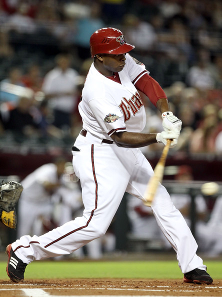 Justin Upton connects wearing the adidas Diamond King.