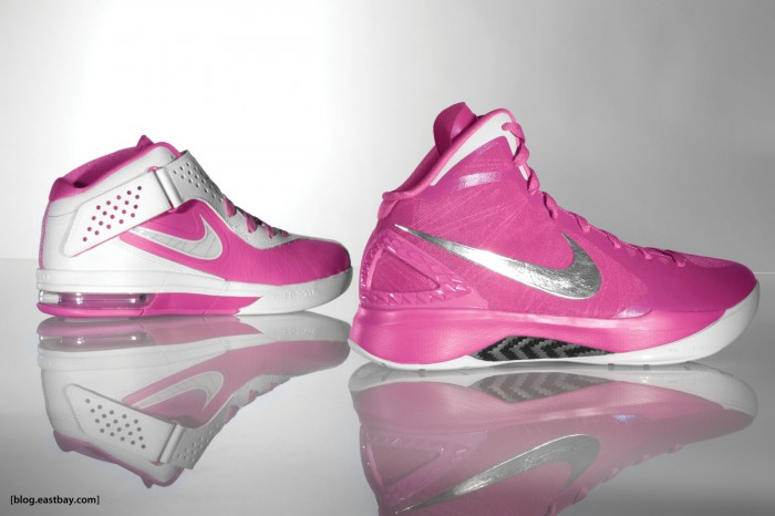 Kay Yow x Nike Basketball 2011 Wallpaper