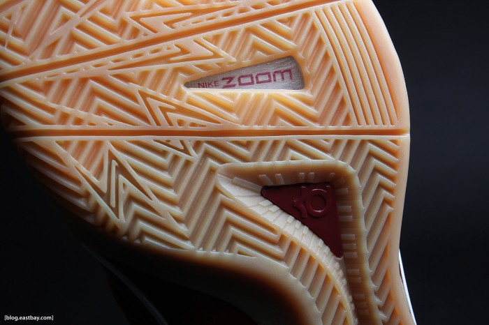 "Wallpaper: Nike Zoom KD III ""Redskins"" Outsole"
