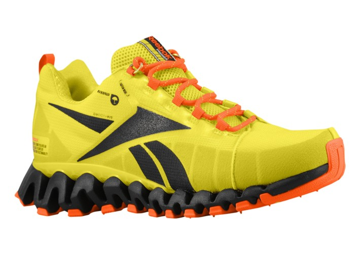 Reebok Zig Wild Trail Yellow Now Available