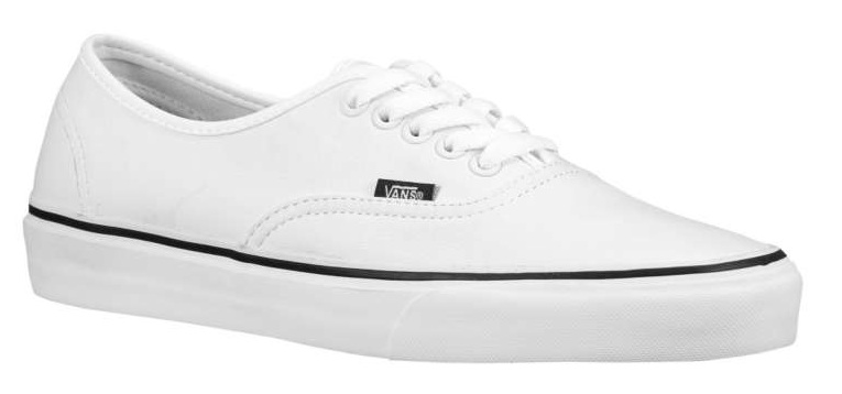 All Color Vans: Vans Authentic - Italian Leather - Two Colorways