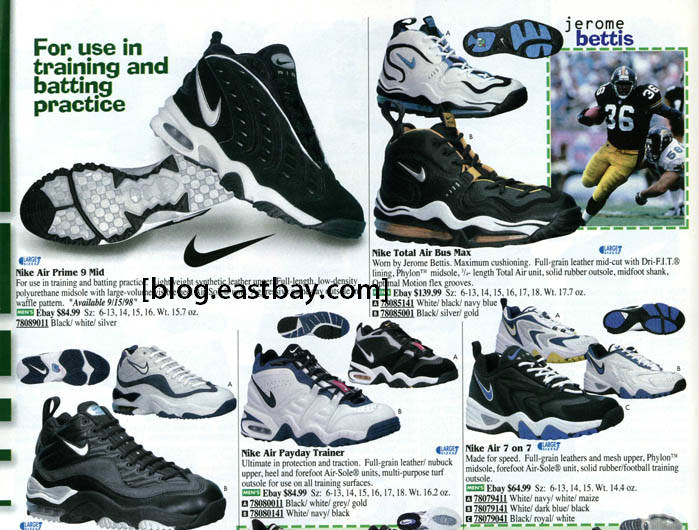 Eastbay Memory Lane: Nike Total Air Bus Max