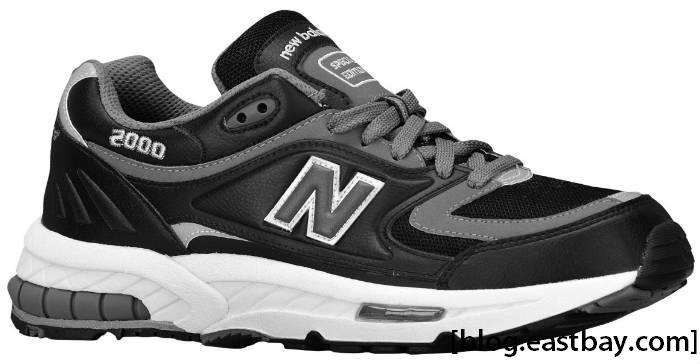 New Balance 2000 Black M2000BK Side