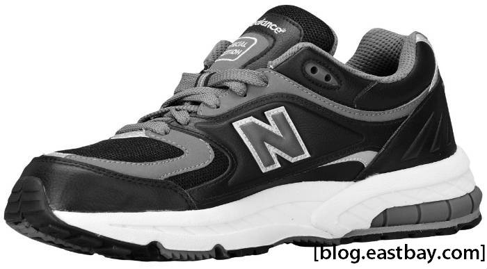 New Balance 2000 Black M2000BK Medial