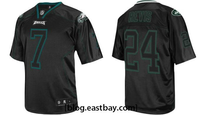 Reebok NFL Lights Out Jerseys - Vick & Revis