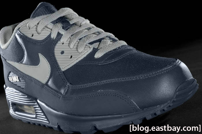 Nike Air Max 90 Obsidian White Wolf Grey 325018-402