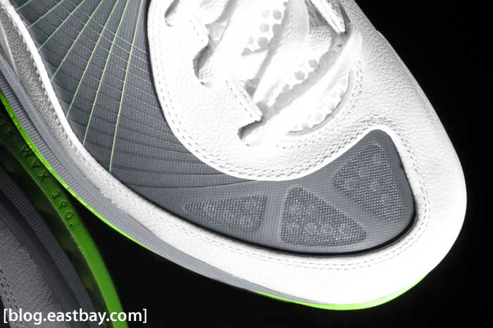 Performance Review: Nike Air Max 360 BB Low Flywire Toe