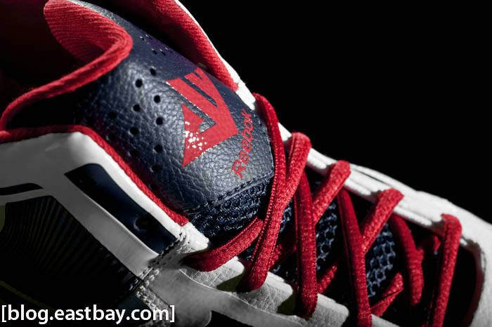 Eastbay Photo of the Day: John Wall's Reebok Logo