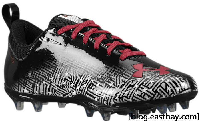 7f65d3755c1d7c Under Armour Nitro III Low MC Stars and Stripes South Carolina Wounded  Warriors .