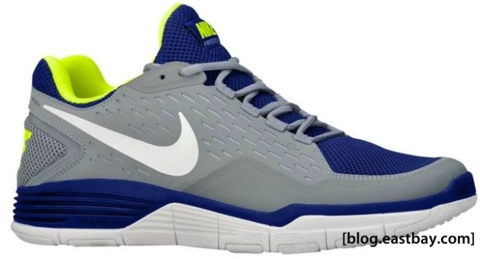separation shoes edd79 a0eba Nike Free Zilla Trainer – Stealth Drenched Blue