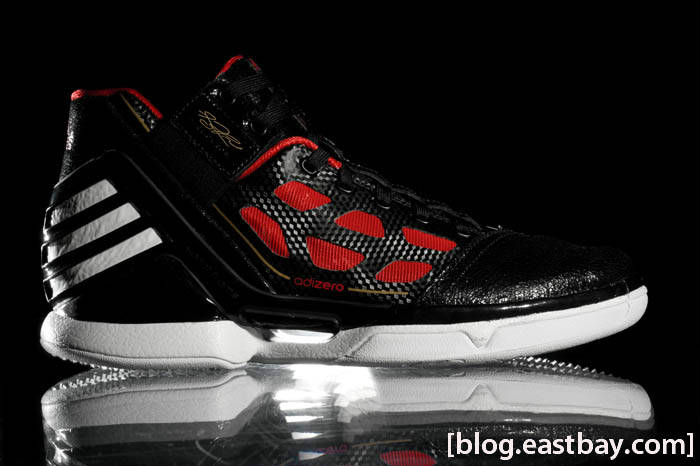 2adidas adizero rose 2 low