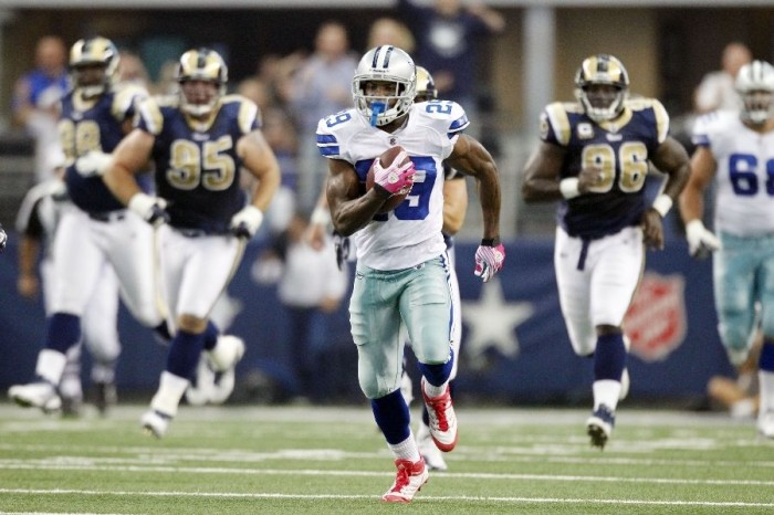 Week 7 NFL Player of the Week - DeMarco Murray 3