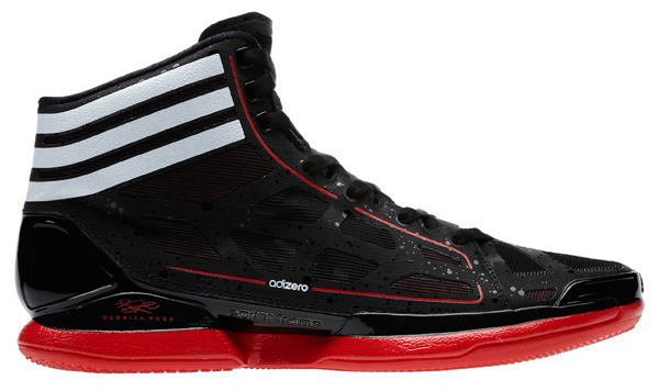 Derrick Rose's Career in Sneakers – adidas adiZero Crazy Light 2