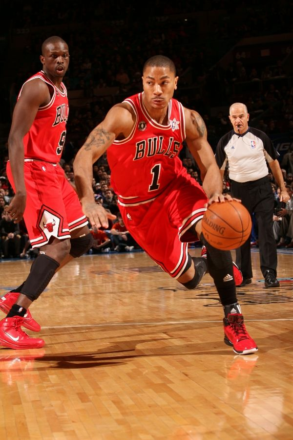 Derrick Rose's Career in Sneakers – adidas adiZero Crazy Light