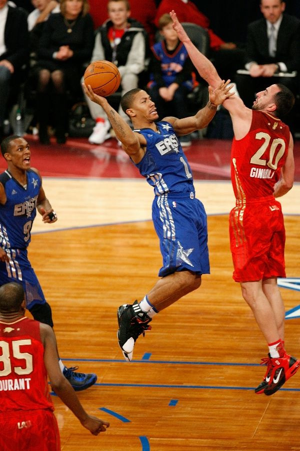 Derrick Rose's Career in Sneakers – adidas adiZero Rose 1.5
