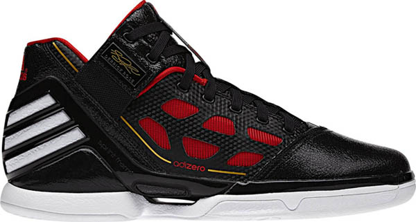 Derrick Rose's Career in Sneakers – adidas adiZero Rose 2 2