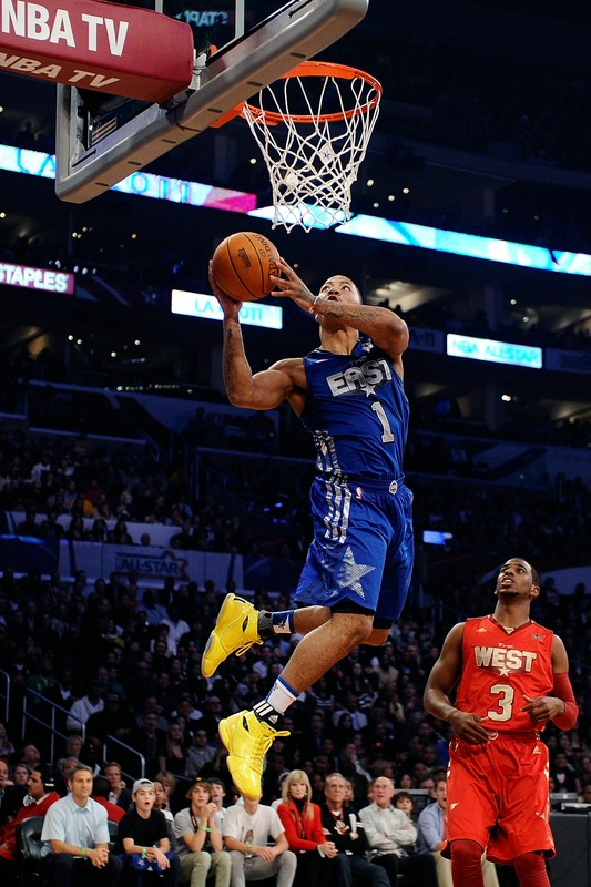 Derrick Rose's Career in Sneakers - adidas adiZero Rose All-Star 2011 2