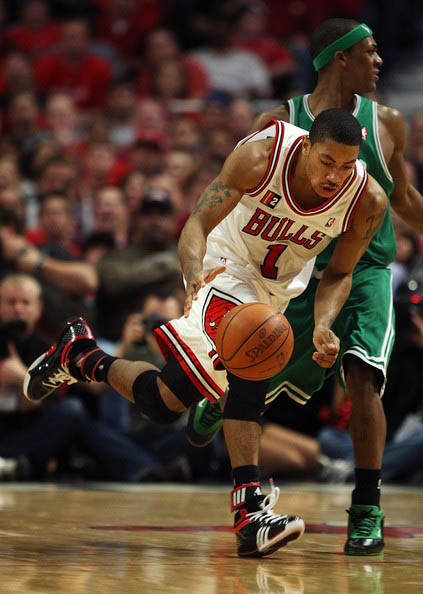 Derrick Rose's Career in Sneakers – adidas TS Creator