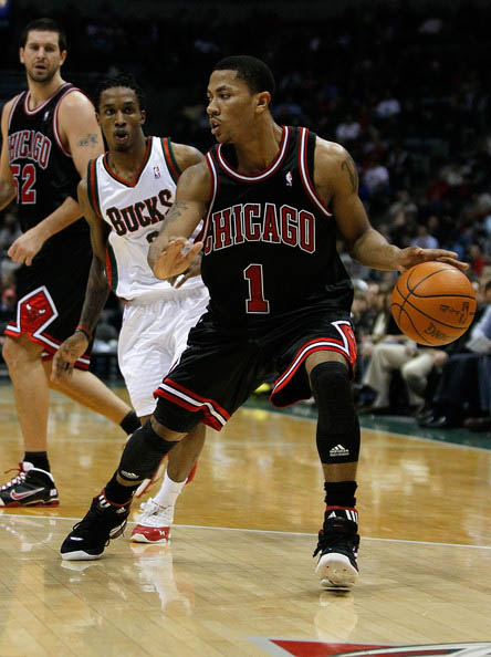 Derrick Rose's Career in Sneakers – adidas TS Cut Creator