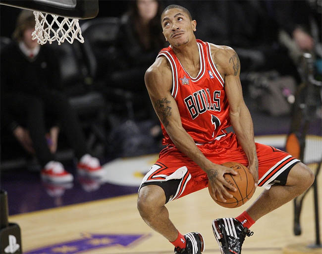 Derrick Rose's Career in Sneakers – adidas TS Lightning Creator