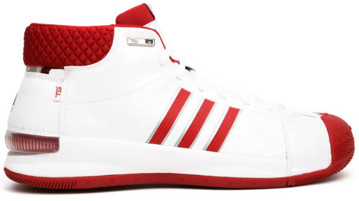 Derrick Rose's Career in Sneakers - adidas TS Pro Model - 2008 2