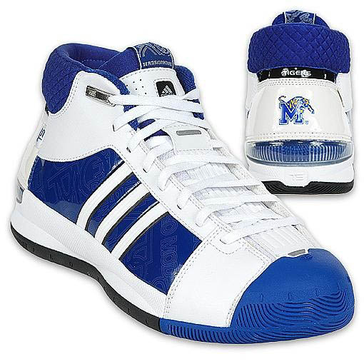 Derrick Rose's Career in Sneakers – adidas TS Pro Model Tournament Series Memphis 2