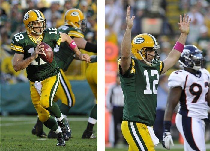 Week 4: NFL Player of the Week - Aaron Rodgers 2