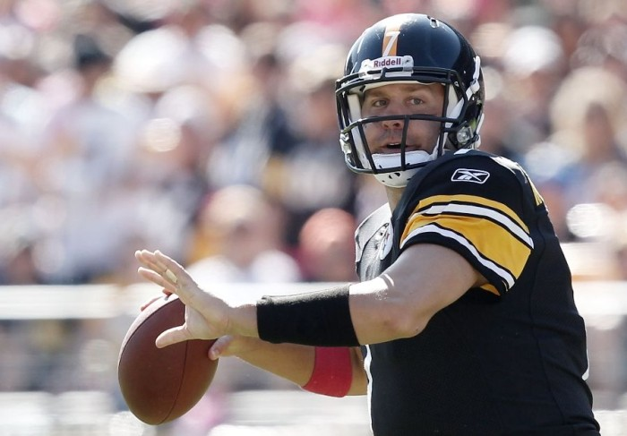 Week 5: NFL Player of the Week - Ben Roethlisberger