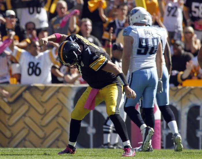 Week 5: NFL Player of the Week - Ben Roethlisberger 3
