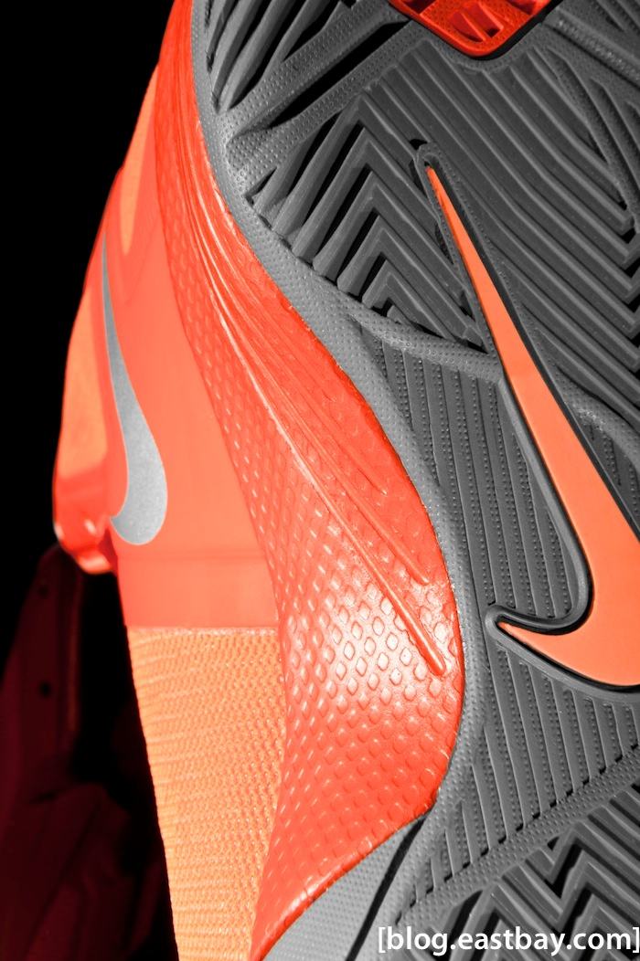 cccc7dfeb53 Available now  Nike Zoom Hyperfuse 2011 Supreme – Team Orange