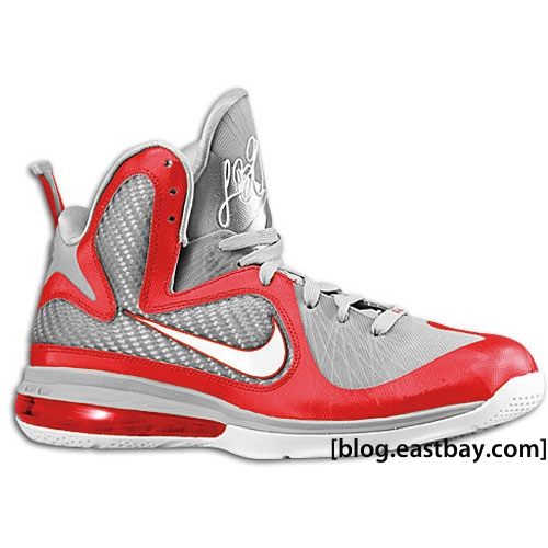 13455a82a99 Available now  Nike LeBron 9 – Ohio State University