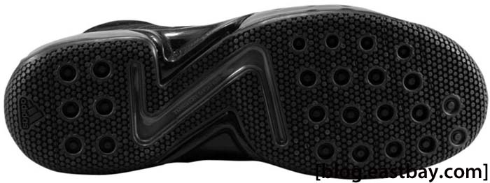 adidas adiPower Howard Triple Black G49335 E