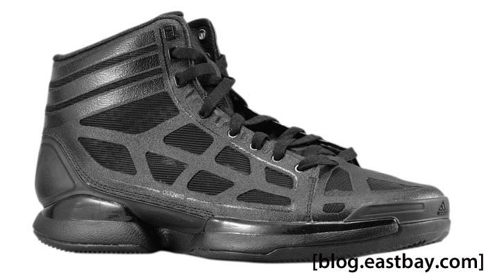 ebce4f07c295 adidas adiZero Crazy Light - Triple Black
