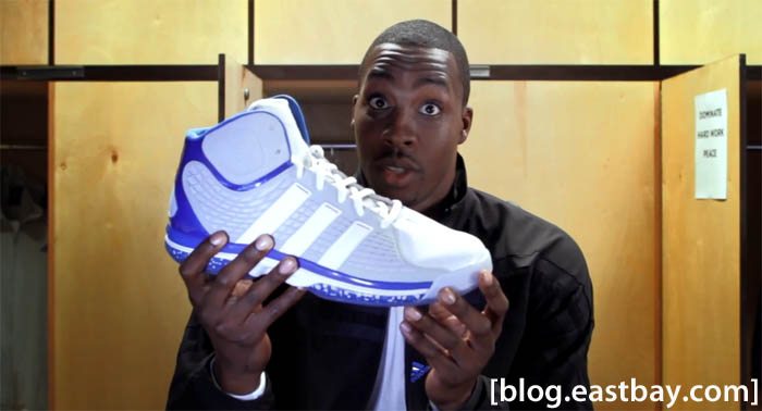 Video: Dwight Howard Reviews adidas adiPower Howard