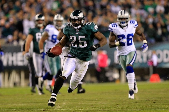 Week 8: NFL Player of the Week - LeSean McCoy