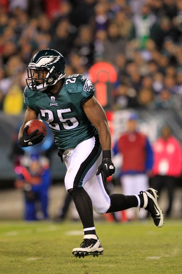 Week 8: NFL Player of the Week - LeSean McCoy 2