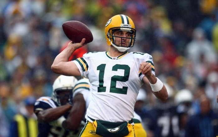Week 9: NFL Player of the Week - Aaron Rodgers 2