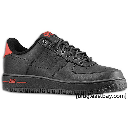 new arrival 3bc86 e7c12 Nike Air Force 1 Low Premium QS - LeBron James | Eastbay Blog ...