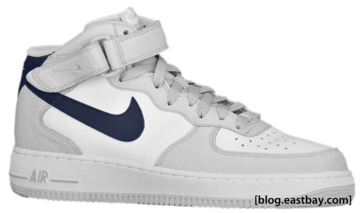 Available now: Nike Air Force 1 Mid 07 – Neutral Grey/Obsidian. Author:  Luis. Tags: Nike Air Force 1 ...