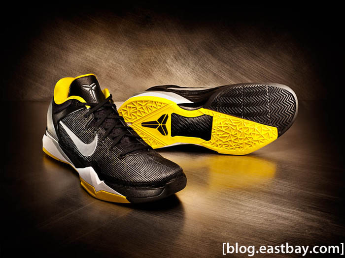 Nike Zoom Kobe 7(VII) Shoes Poison Dart Frog Lakers Cheap Sale-Buy
