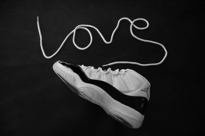 Sole Shots: Air Jordan XI Concord – dalazz