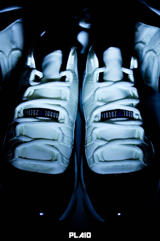 Sole Shots: Air Jordan XI Concord - PlaiO