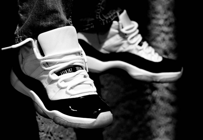 Sole Shots: Air Jordan XI Concord – wjyaZZie