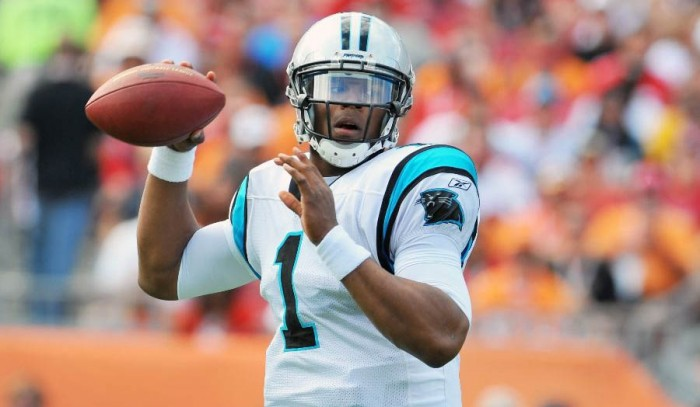 Week 12: NFL Player of the Week - Cam Newton