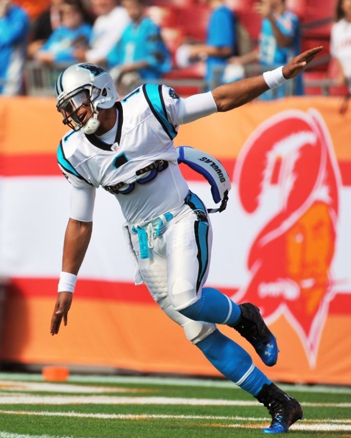 Week 12: NFL Player of the Week - Cam Newton 2