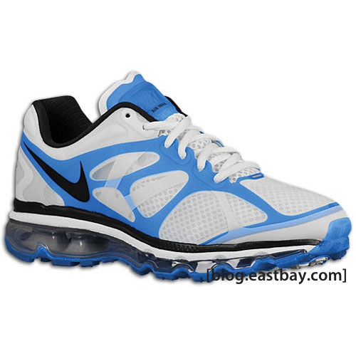 BlackEastbay Max Spark Air 2012 Nike Blog Whiteblue uJTK3lcF1