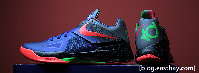 583b657d674 Performance Review  Nike Zoom KD IV