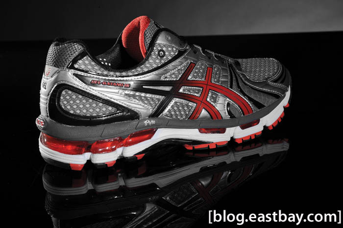 ASICS GEL Kayano 18 - Lightning Flame Black (1)